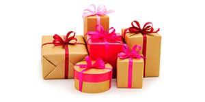 descuentos en regalos y flores